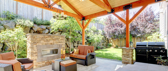 Auburn Hills Outdoor Living Spaces